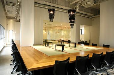 株式会社 カヤック 本社オフィスの写真