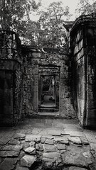 Portals through the walk of time, will reveal that we all belong to the light. The light above and the within. (Akshay Srikar) Tags: travel light shadow history stone contrast forest temple blackwhite ancient ruins cambodia ruin angkorwat gods shadowplay siemreap portals lightanddark onphone phoneography phoneograph sonyz3