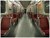 Take any seat (Harry -[ The Travel ]- Marmot) Tags: city red urban toronto ontario canada underground subway publictransportation chairs metro ttc empty interieur transport rail railway symmetry seats ubahn rood stad emptyness openbaarvervoer leeg bankjes stoelen abaondoned symmetrie torontotransitcommission pluche leegte olympusomdem5 lumixgvario1235f28 allrightsreservedcontactmebyflickrmail