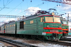 VL10-440 (zauralec) Tags: depot 440 поезд локомотив kurgan электровоз курган vl10 вл10 vl10440 деоп