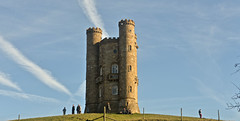 BROADWAY TOWER (chris .p) Tags: autumn nikon october view walk cotswolds worcestershire cotswold 2015 d610 broadwaytower