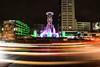Los Frailes (Xavy Vp) Tags: city circle mexico ic nikon traffic ciudad puebla interchange vp intercambio glorieta xavy frailes 1224mmf4 d7100