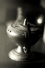 Make a wish (nataliaminkphotography) Tags: blackandwhite vintage bokeh wish makeawish