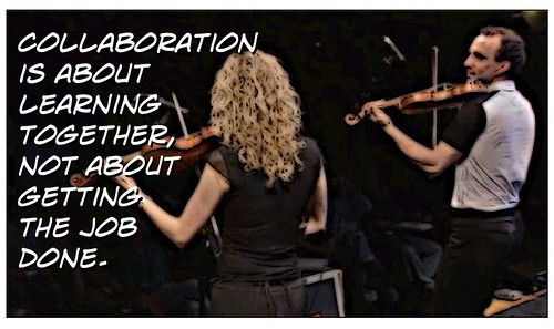 "Educational Postcard: ""Collaboration is by Ken Whytock, on Flickr"
