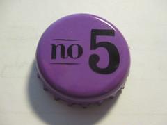 The Purple Panther Porter No 5 (kalscrowncaps) Tags: beer soft caps ale cider drinks crown bier soda pils lager