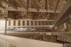 Treppenhaus (martini_bianca) Tags: scale treppe scales architektur beton stahl treppenhaus treppengelnder treppenstufen