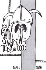 Dessin de Tarek (Pegasus & Co) Tags: noir drawing dessin tarek
