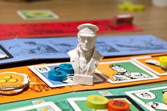 Corto meeple (FaruSantos) Tags: game boardgame jogo cortomaltese corto miniaturas jogodetabuleiro