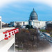 U.S. Capital and the Canadian Embassy