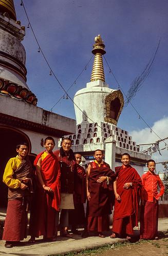 Darjeeling Monks