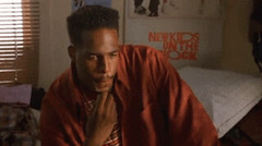 Thinking GIF - Find & Share on GIPHY (messiole) Tags: juice south central drinking dont your thinking be hood while shawn menace wayans ifttt giphy