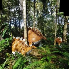 DinosaurWorld- Stegosaurus (Wanderlust Dreamer) Tags: dinosaur florida stegosaurus plantcityflorida dinosaurworldflorida