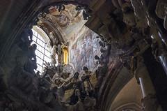 Catedral de Toledo, transparente (ipomar47) Tags: españa church window architecture spain arquitectura cathedral pentax catedral iglesia toledo baroque priority templo narciso given k5 transparente tome barroco primada