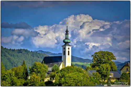 Pfarr- und Wallfahrtskirche Attersee