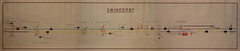Swinderby (P Way Owen) Tags: signalbox diagram swinderby
