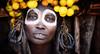 ethiopia - omo valley (mauriziopeddis) Tags: africa etiopia ethiopia mago national park ritratto portrait reportage yellow tribe tribù tribal ethnic people leica canon sl
