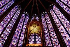 Sainte Chapelle (Sarah Marston) Tags: paris saintechapelle sony rx100m4 january 2017 chapel