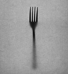 fork (Dean Hochman) Tags: fork illusion minimalism