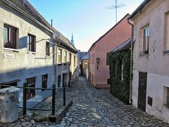 Trebic, Crech Republic - Jewish Ghetto (Jewish District) (Dage - Looking For Europe) Tags: trebich ghetto jewishghetto jewishdistrict cechia repubblicaceca ebraico czech republic