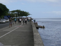 The boardwalk, Suva!