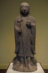 """Jizo"", Japan, late 19th Century (Joey Hinton) Tags: olympus omd em1 cincinnati art museum mft m43 microfourthirds"