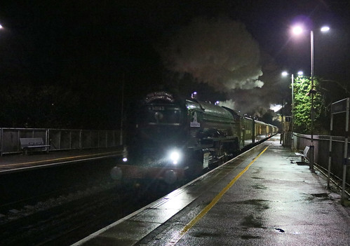 60163 Tornado - The Christmas Canterbury Belle - 12/12/2016