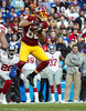 Cousins Connects with Reed (maskirovka77) Tags: redskins burgundyandgold giants manning garcon reed cousins beckham fedexfield sack interception pick