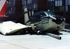 Not enough runway in the world. (mistrav8r) Tags: bent aiplane mishap damage takeoff