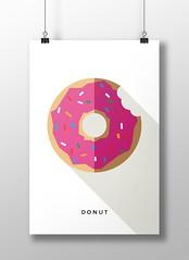 Donut (marciorodgs) Tags: donut donuts doughnut dónute sonho bolo bolinho universo marvel dc liga justiça pôster cartaz cartazes design plano ilustração ilustrações desenho desenhos comics quadrinho quadrinhos super herói heróis vilão vilões xmen pôsteres