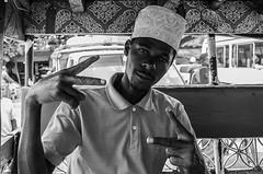 Faces of Zanzibar IV (deborahb0cch1) Tags: monochrome blackandwhite portrait people face eyes visage