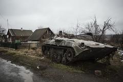 VLS_8637 copy1 (UNDP in Ukraine) Tags: donbas donetskregion easternukraine conflictaffectedarea commuities ukraine undpukraine mines security landmines