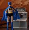 Of Batmen and Batcomputers (Decepticreep) Tags: brucewayne mego batman batcave batcomputer removablecowl gotham