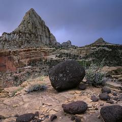 Pectols Pyramid - Velvia 50 (magnus.joensson) Tags: usa utah themighty5 hasselblad 500cm zeiss 50mm cf fle fuji velvia 50 e6 capitol reef national park visitusa