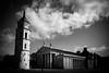Cathédrale de Vilnius et beffroi (Frederique Triffaux) Tags: cathédrale lituanie vilnius church pentaxk10d pentaxart archicathédrale basiliquearchicathédralesaintstanislasetsaintladislas saintstanislas saintladislas