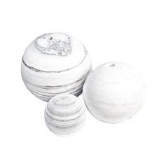 Granit_balls_gebohrt_white_grey_freigestellt