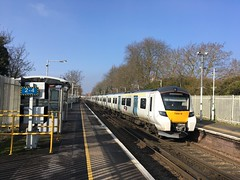 700018, Gipsy Hill (looper23) Tags: 700018 emu gipsy hill train railway february 2017 london