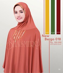 New Arrival!!!  CHARISMA OBSERFASHION ☝Hijab Collections Limited Stock  NEW BERGO 018 Material : Spandex Sutra Colour    : Potters clay. Gold. Yellow green. Maroon Price       : IDR 160k  Be Smart... Be Attractive... Be Trendy... and... Be Charism... Wit (firaya_azzahra) Tags: gamis busanamuslim shawl shasmirapalembang newcatalogue kerudungsyari veil newcollections shasmira bajumuslim hijab tunik vest jilbabpraktis jilbab kerudungpraktis kerudung hijabers longdres trendywear moslemwear newproduct tudung dress hijabcollections newarrival jilbabspandex