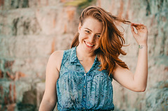 Ruiva (Carine fel) Tags: portrait ruiva redhair ginger freakles