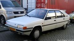 Citron BX 19 GT 1986 (XBXG) Tags: auto old france holland classic netherlands car vintage french automobile nederland citron voiture frankrijk gt 1986 19 paysbas wateringen ancienne bx franaise citronbx ph41sp