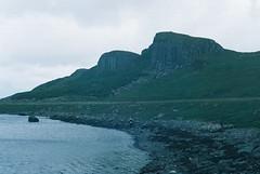 Staffin (Wild Constraint) Tags: skye beach walking isleofskye cliffs figure staffin staffinbeach