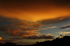 Sunset 8 10 15 #02 (Az Skies Photography) Tags: sunset arizona sky orange cloud sun black rio yellow set skyline clouds canon skyscape eos rebel gold golden twilight dusk 10 salmon august az rico safe nightfall 2015 arizonasky arizonasunset riorico rioricoaz t2i 81015 arizonaskyline canoneosrebelt2i eosrebelt2i arizonaskyscape 8102015 august102015