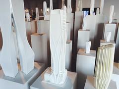 zaha hadid (Alexey Tyudelekov) Tags: building architecture skyscraper model petersburg exhibition plastic hermitage zaha hadid zahahadid