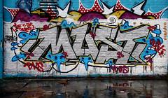 graffiti amsterdam (wojofoto) Tags: amsterdam graffiti must ndsm wolfgangjosten wojofoto