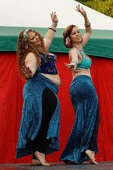 Belly Dancing (AdvantagePhotography) Tags: festival dancers dancing belly bellydance chubby bellydancers plussize kaleido fullfigure advantagephotography