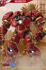 Hulkbuster custom by RICK _09 (capcomkai) Tags: rick ironman ultron hulkbuster   avengersage