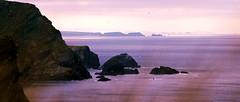 far to the north (alex) Tags: sea sky seascape birds scotland rocks view cliffs yell shetland unst hermaness