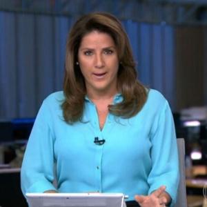 Christiane Pelajo deixa bancada do Jornal da Globo
