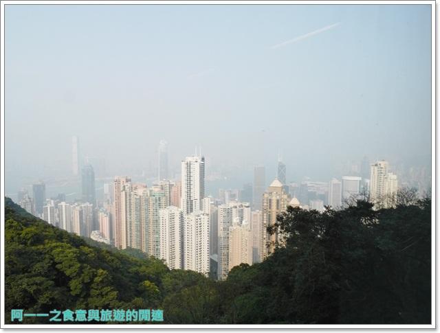 香港旅遊太平山夜景山頂纜車聖約翰座堂凌霄閣摩天台山頂廣場image069