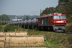 EH500-43 (Masaki Miida) Tags: japan railway  tohoku fukushima    jrfreight  jr tohokuline