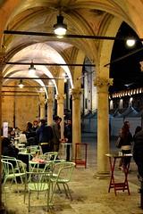 Caffè Meletti (virginia_macchini) Tags: piazza caffè marche botte colonne ascoli piceno volte meletti anisetta